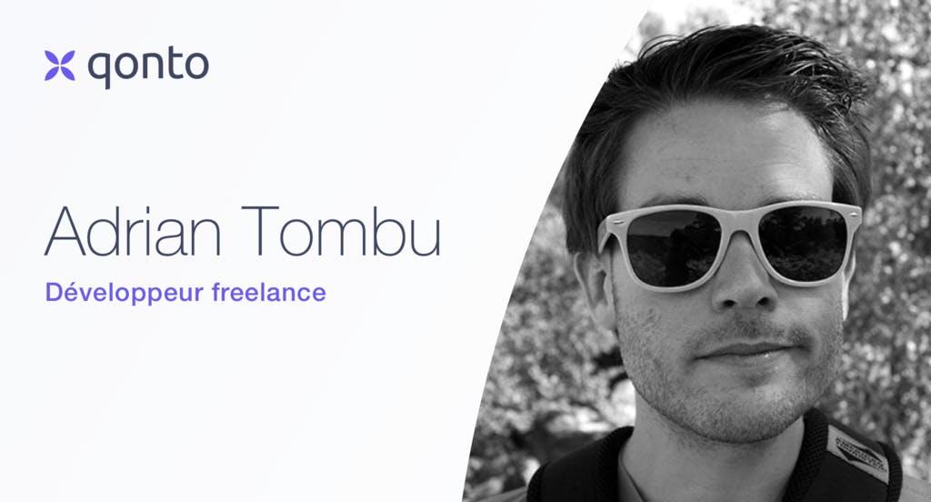 Andrian Tombu freelance développeur