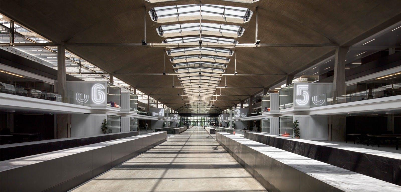 Station F Paris coworking
