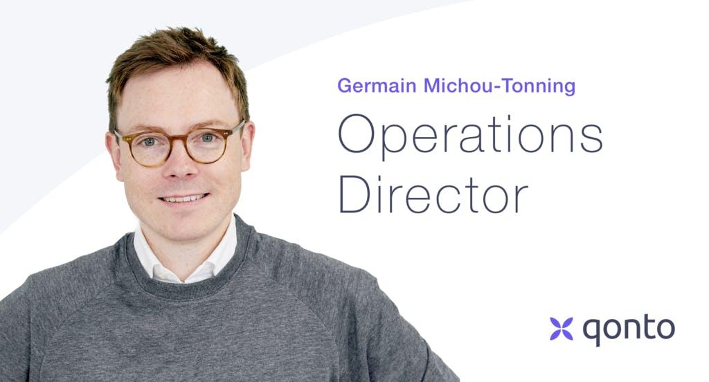 Operations Director Qonto