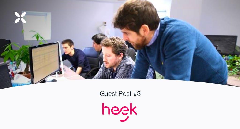 Heek Guest Post