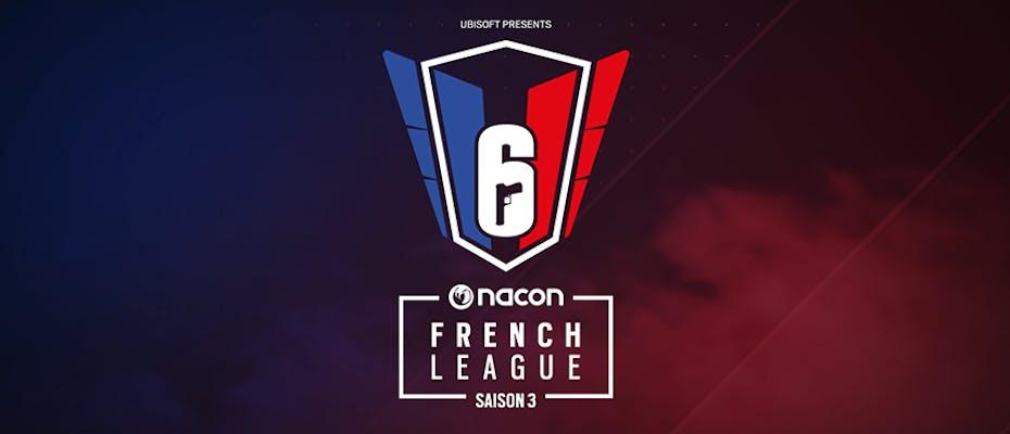 Nacon 6 French League: Présentation de la Saison 3