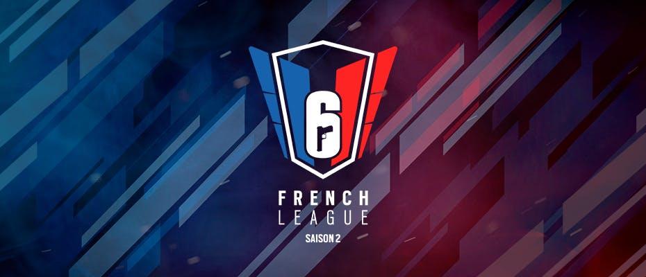 6 French League : les équipes