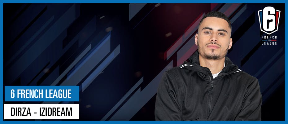 INTERVIEW - DIRZA (IZIDREAM) : « Je kiffe faire de la trottinette et mettre des têtes »