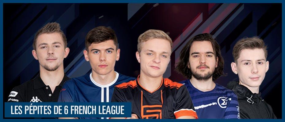 Les pépites à surveiller en 6 French League