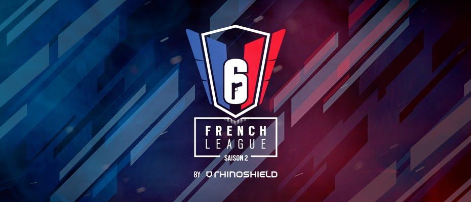 6 French League : Le départ de Fawkes