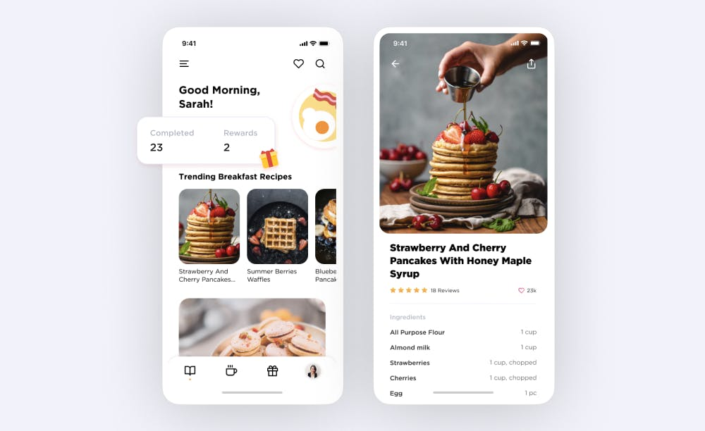 Cover Image for Recipe Sharing App