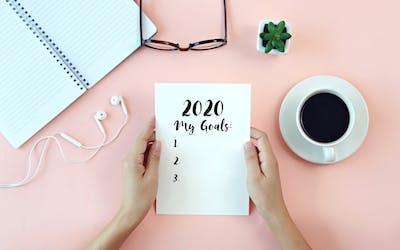 List of 2020 Goals