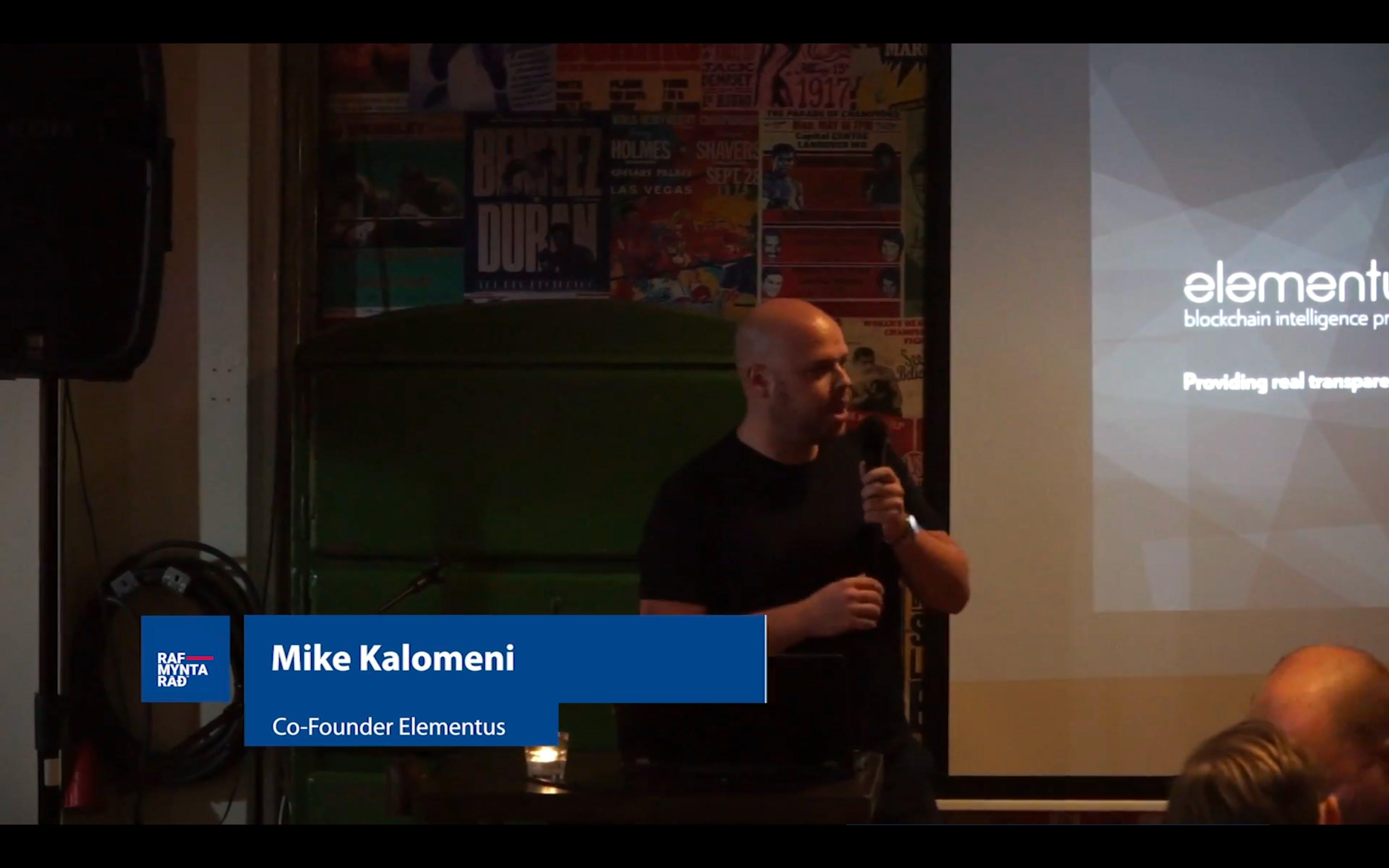 Fullur rekjanleiki á Ethereum fyrir alla - Mike Kalomeni