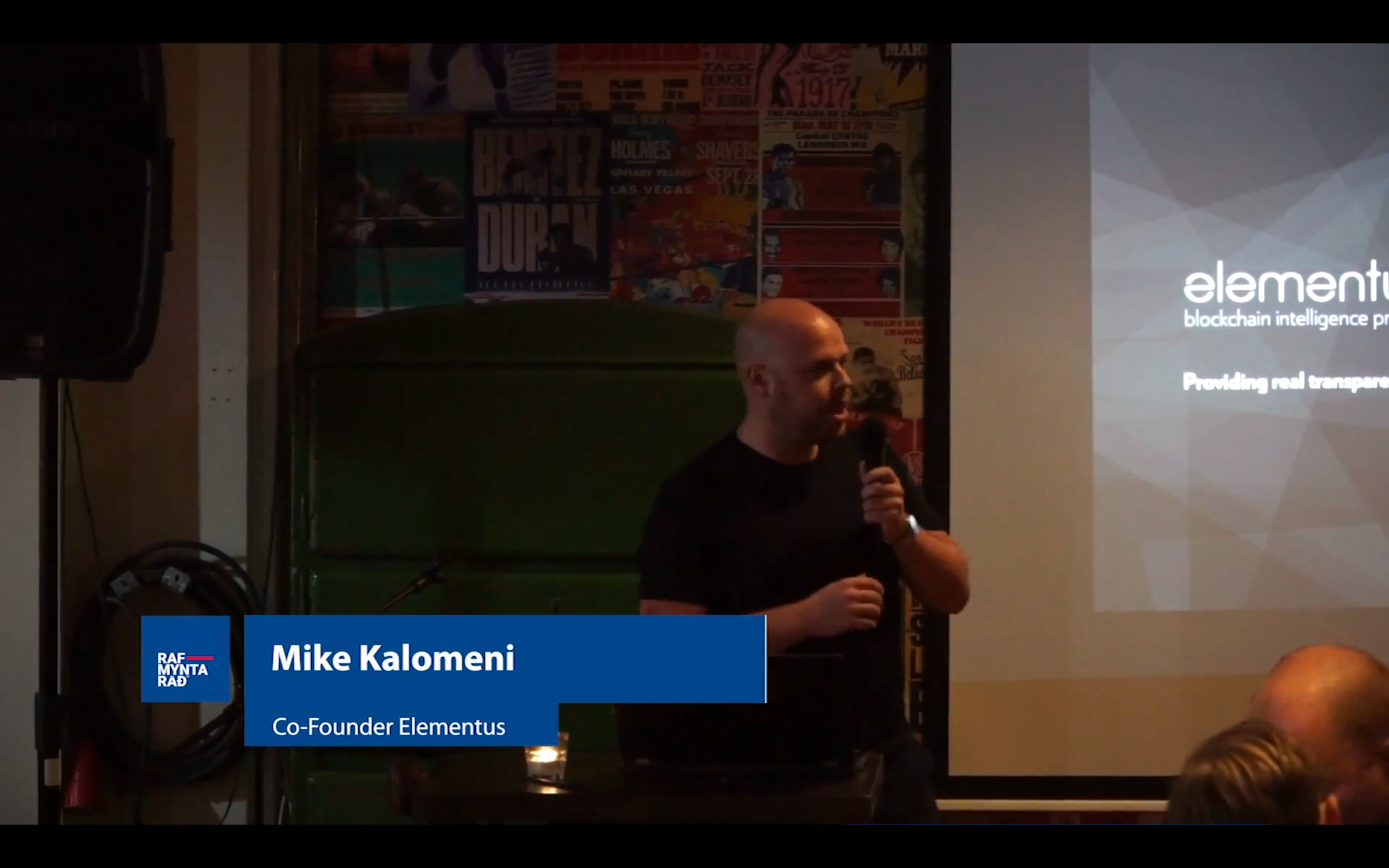 Providing real transparency of Ethereum to all - Mike Kalomeni