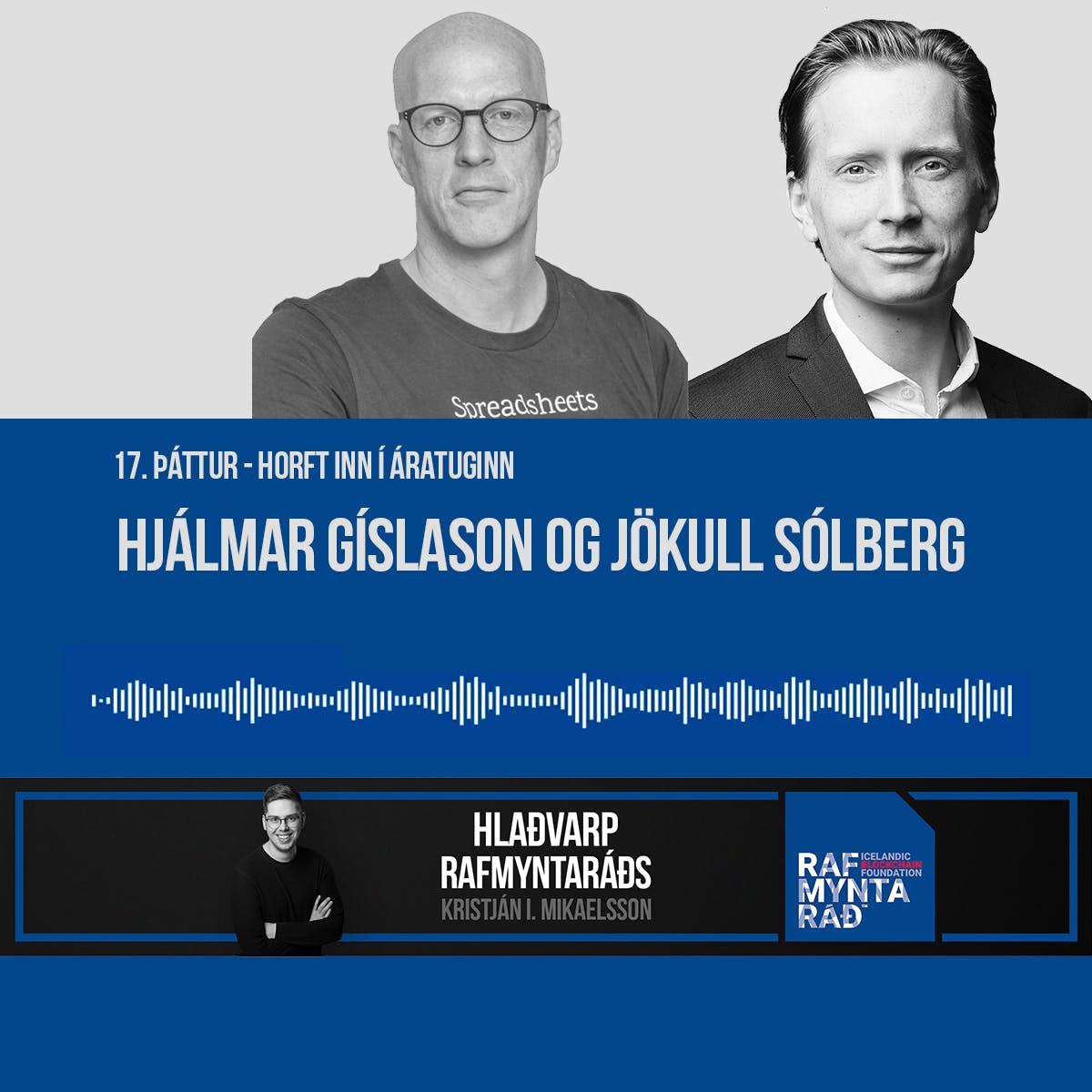 Hlaðvarpsþáttur #17
