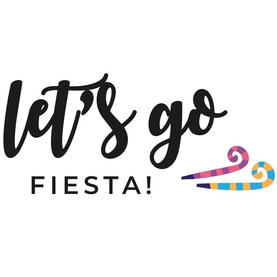 Lets Go Fiesta logo