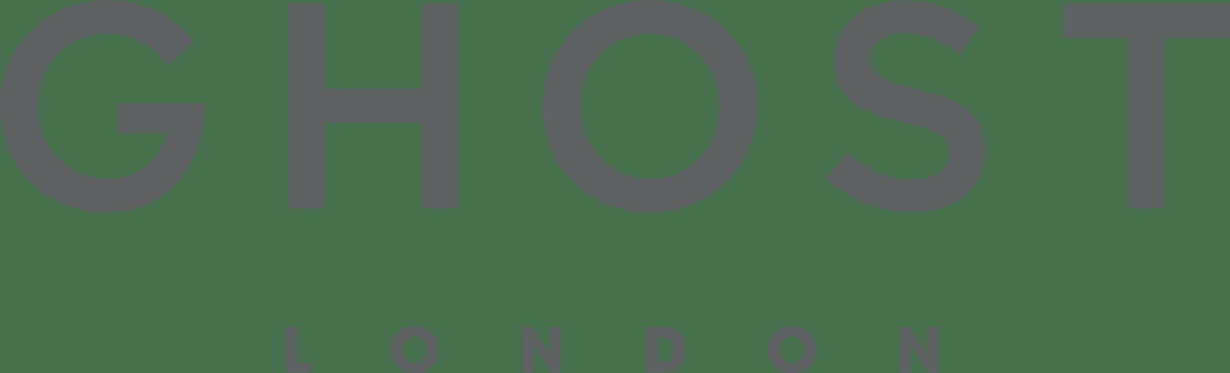 GHOST London logo