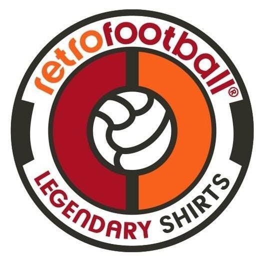 Retro Football     logo