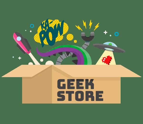 Geek Store logo