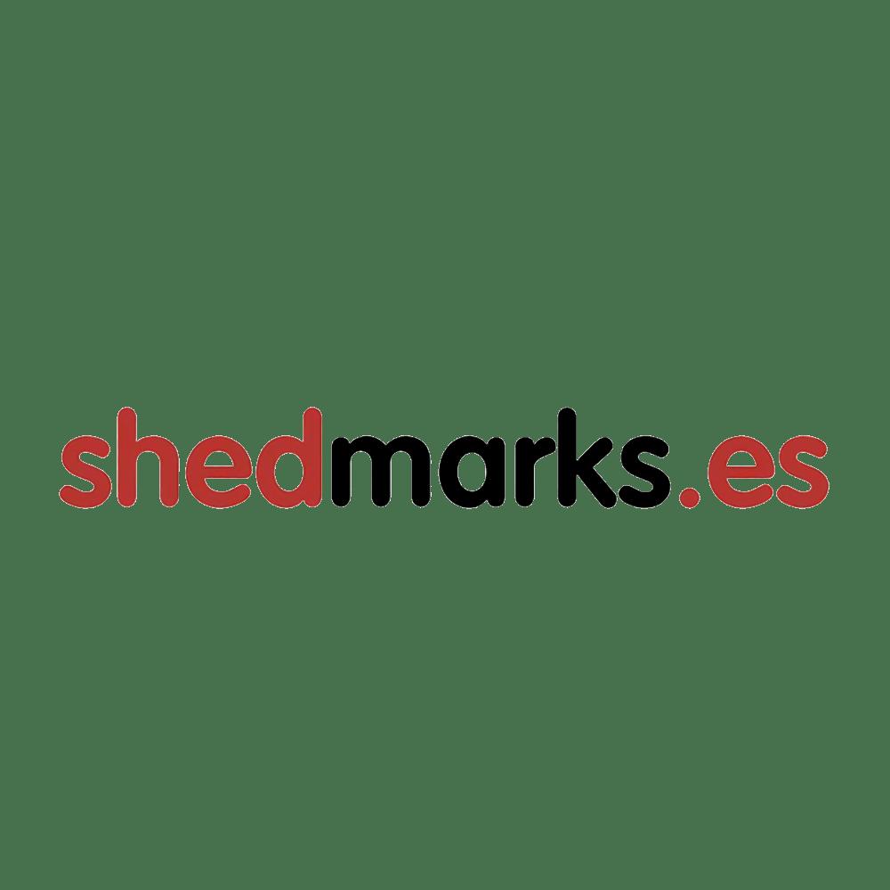 Shedmark.es     logo