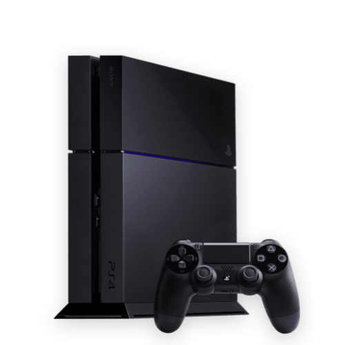 PS4 500GB Black from £179.99.