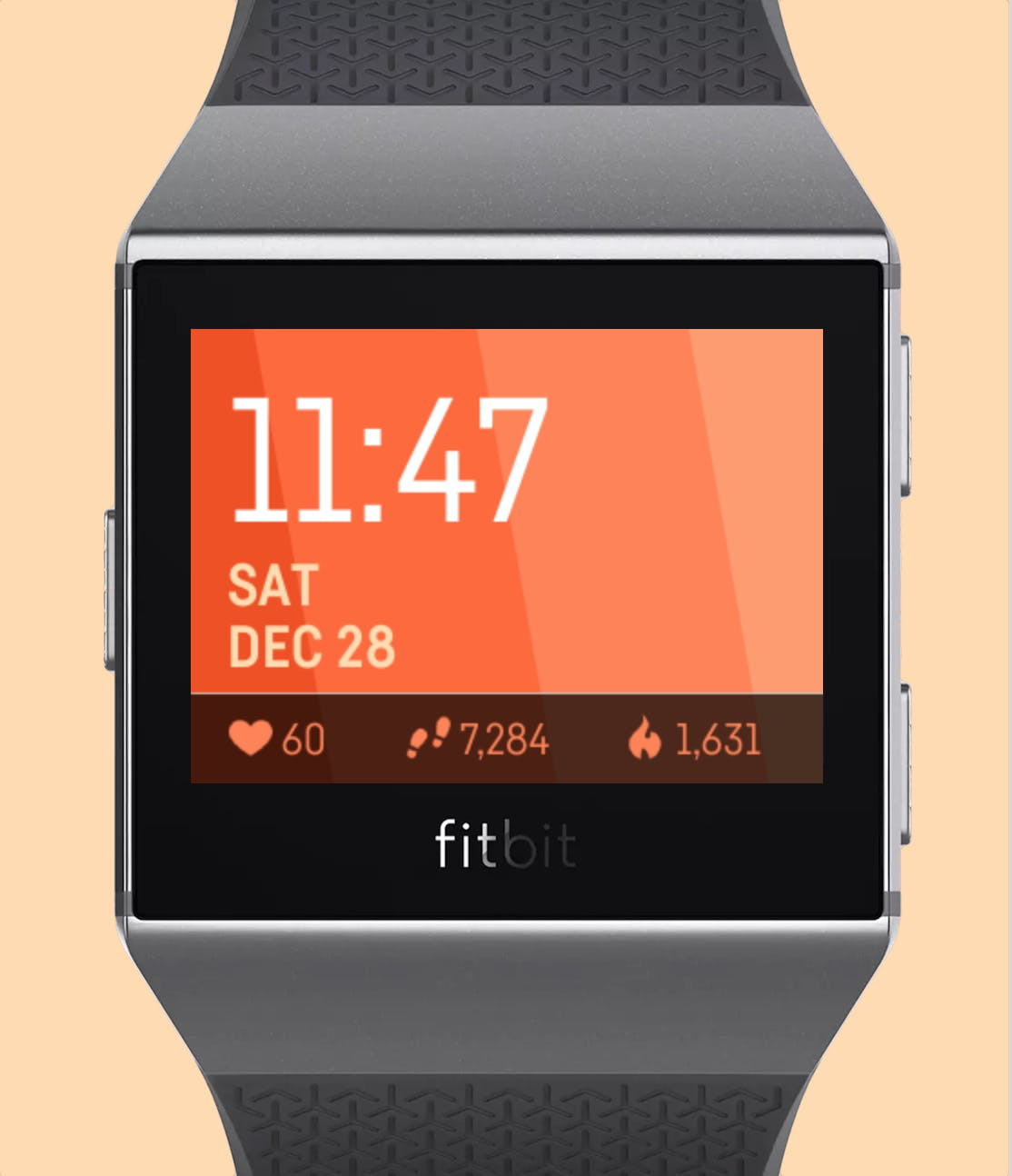 Bands watch face for Fitbit