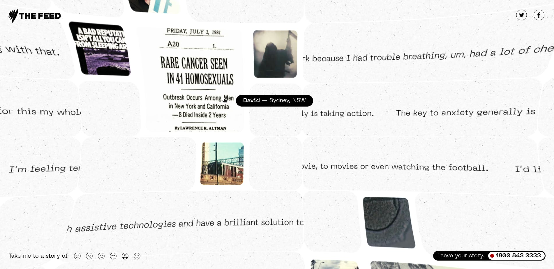Story Line - browsing