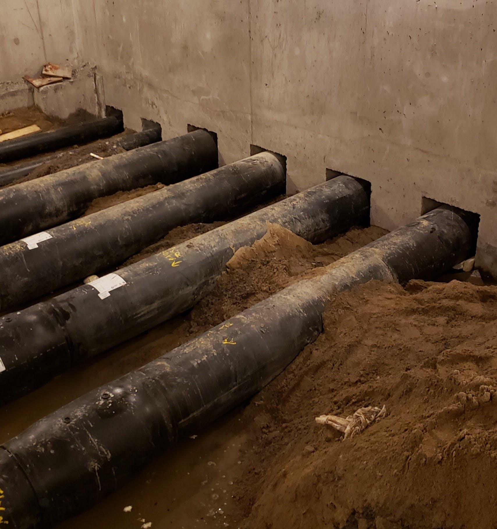 EN253 EN13941 District Energy Piping