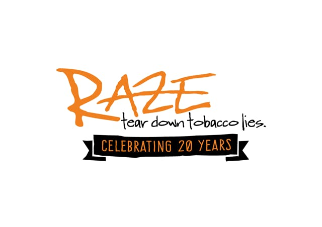 Raze celebrates 20th anniversary