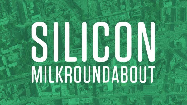 Meet the Red Badger Team at Silicon Milk Roundabout 15th & 16th November