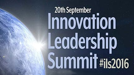 The Innovation Leadership Summit