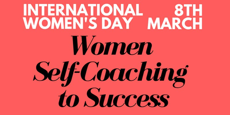 Women Self-Coaching To Success