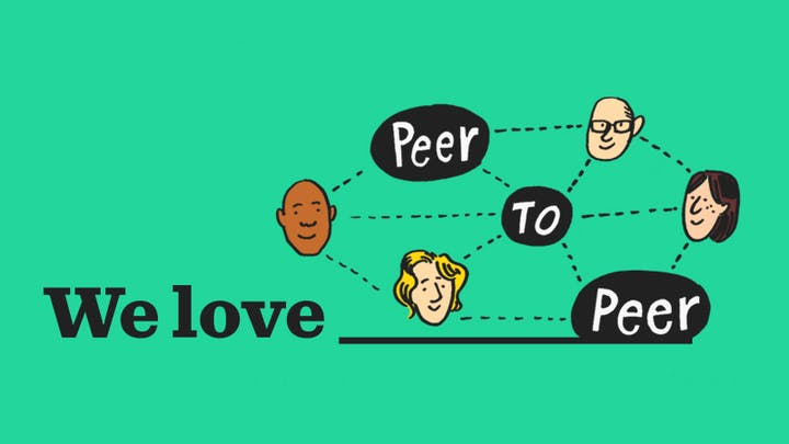 We Love Peer To Peer Web