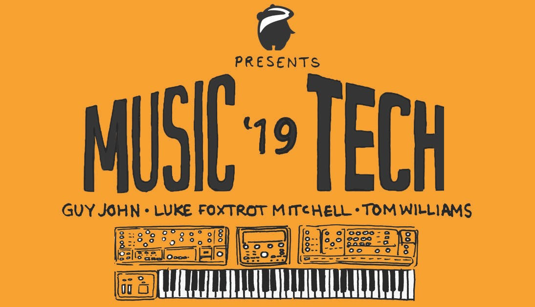 Music Tech Meetup 2019