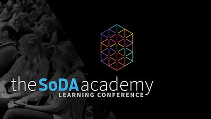 Sari and Olga will be leading a session at SoDA Academy in New York