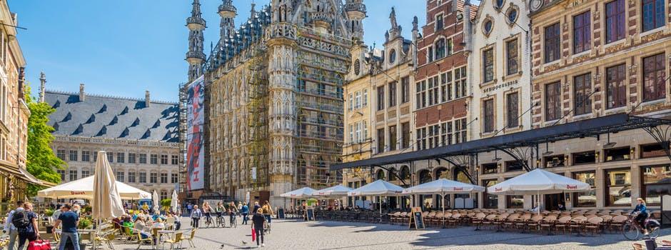 Bloemen bestellen en laten bezorgen in Leuven