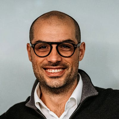 Alberto Lobrano, CTO Reaktor MEA