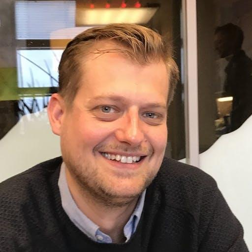Tuukka Konttinen, CEO Reaktor MEA