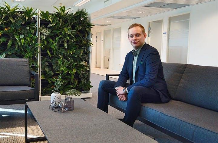 Jonathan Laitala – HR Business Partner – JYSK