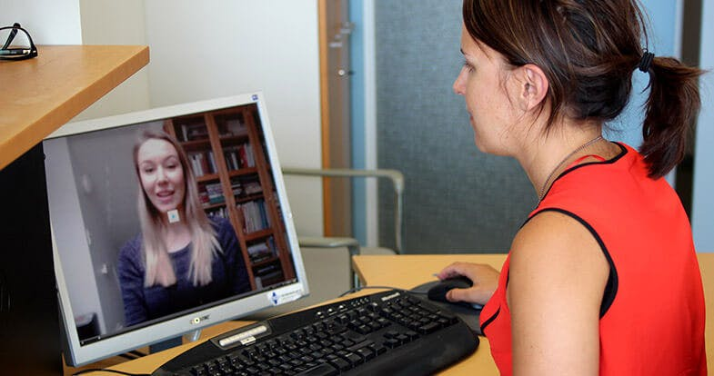 Video interviews in public sector
