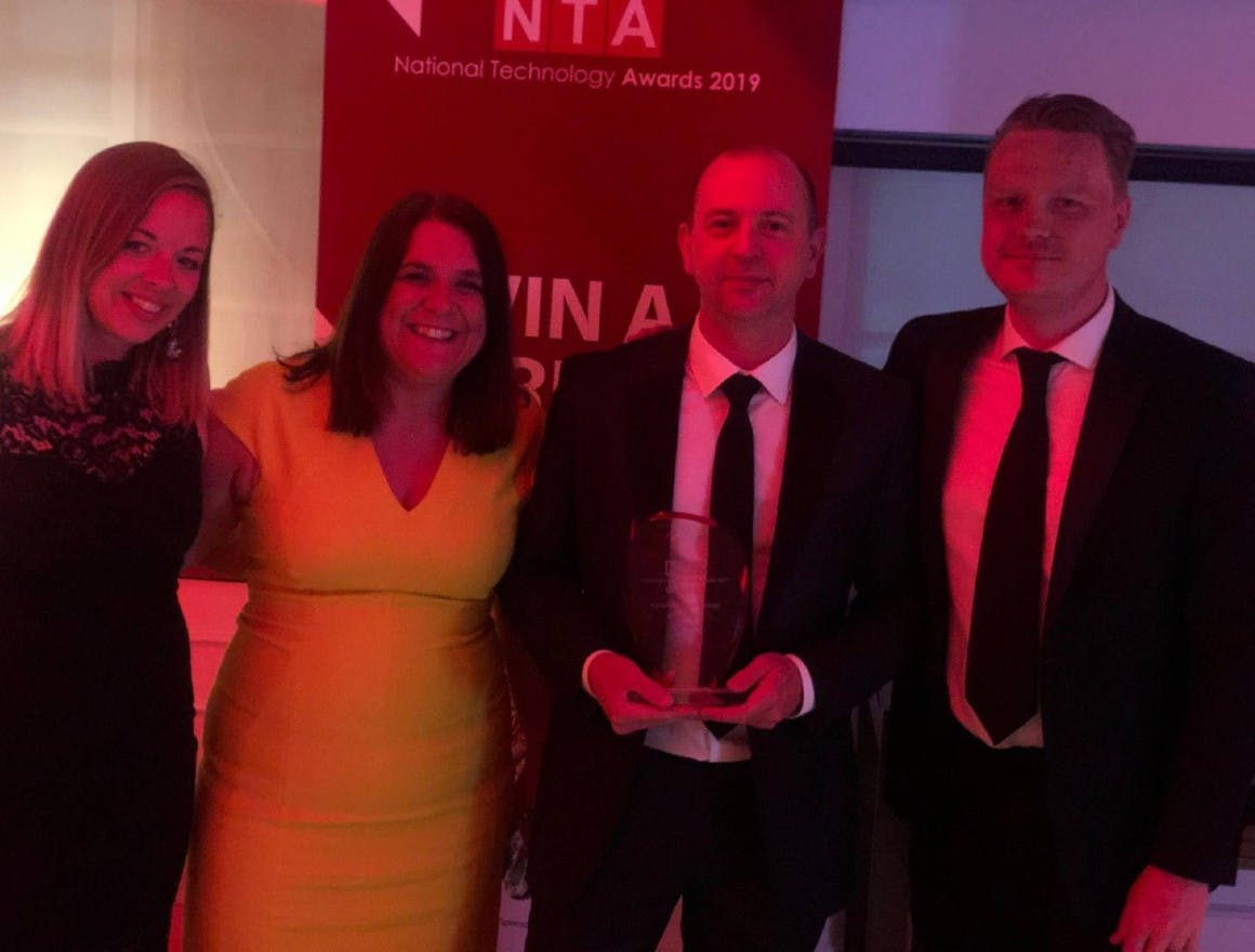 Red Ant wins National Technology Award for Retailing Technology of the Year
