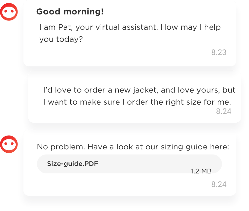 RetailOS chatbot