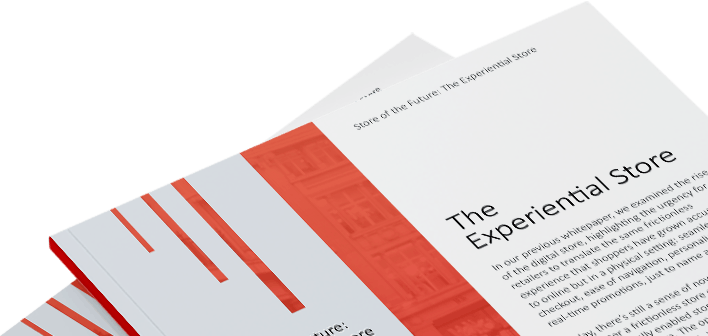 Download the free whitepaper Store of the Future: The Experiential Store