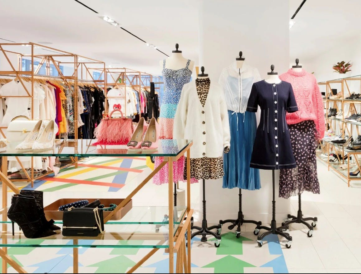 Nordstrom has carved out a place for second-hand products as customers demand sustainable fashion