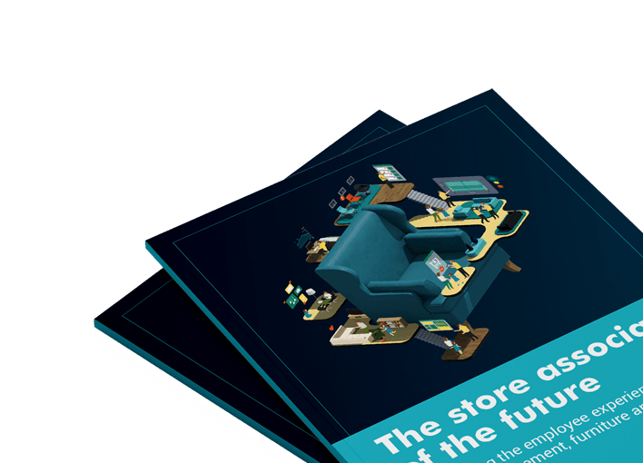 Download the home and furniture retail whitepaper The Store Associate of the Future