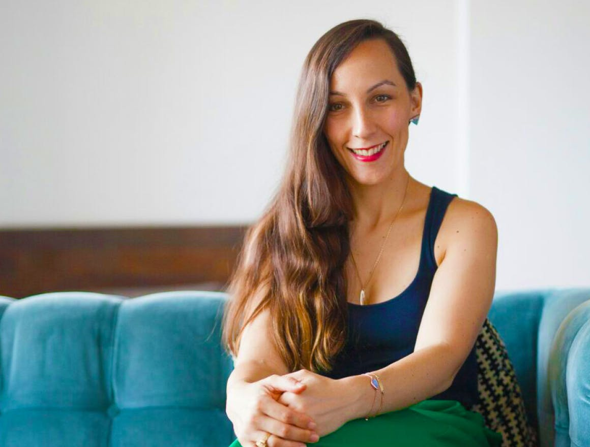 Elisa Harca is Co-founder of Red Ant Asia