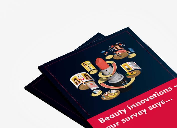 Download Red Ant's report to find out how customers feel about beauty innovations