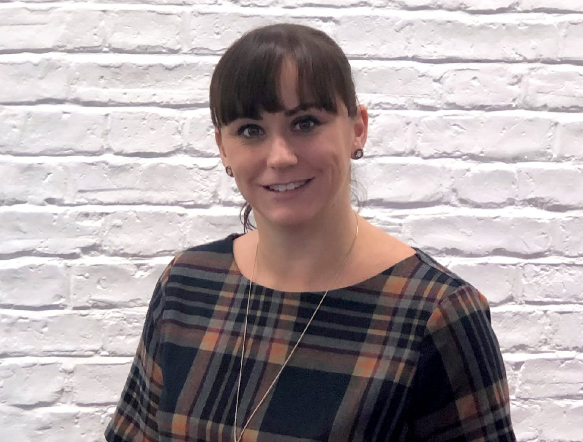 Amy Stirling is the Finance Manager at Red Ant