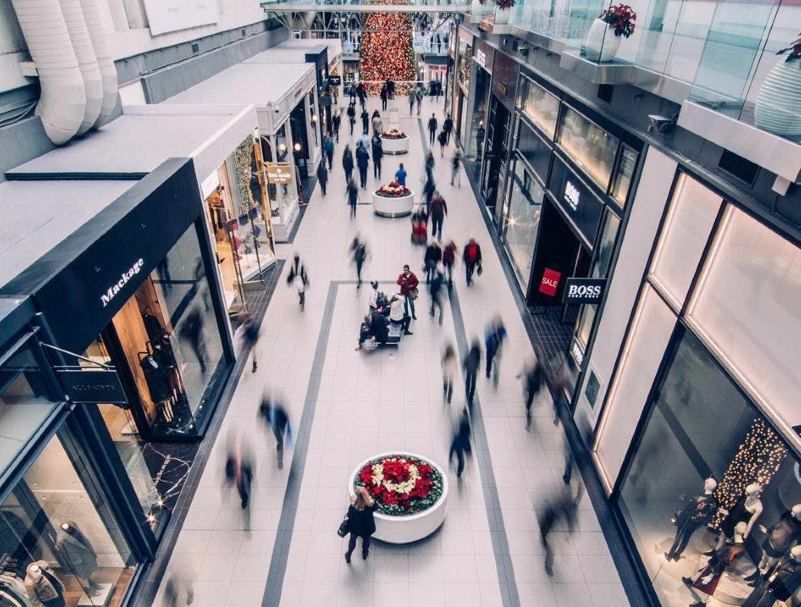 Customers rate convenience as their top priority when shopping in physical stores
