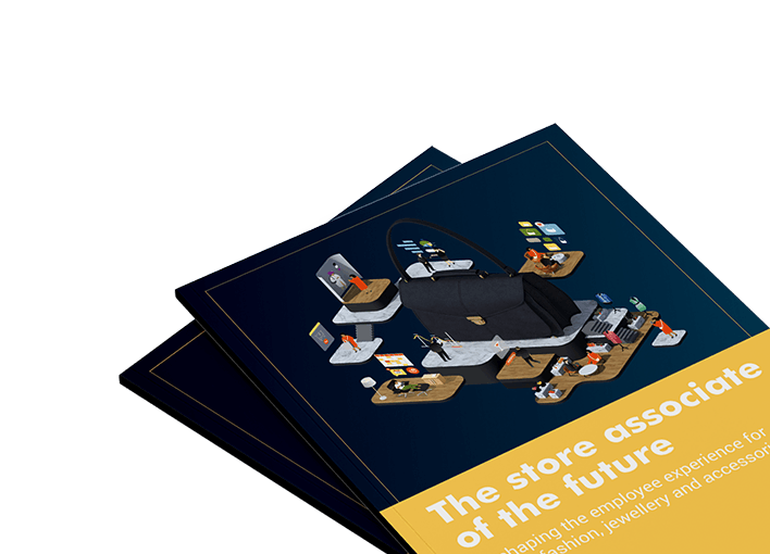 Download the luxury retail whitepaper The Store Associate of the Future