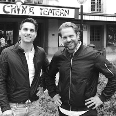 Martin Winiarski and Joakim Turesson, founders of Referanza.