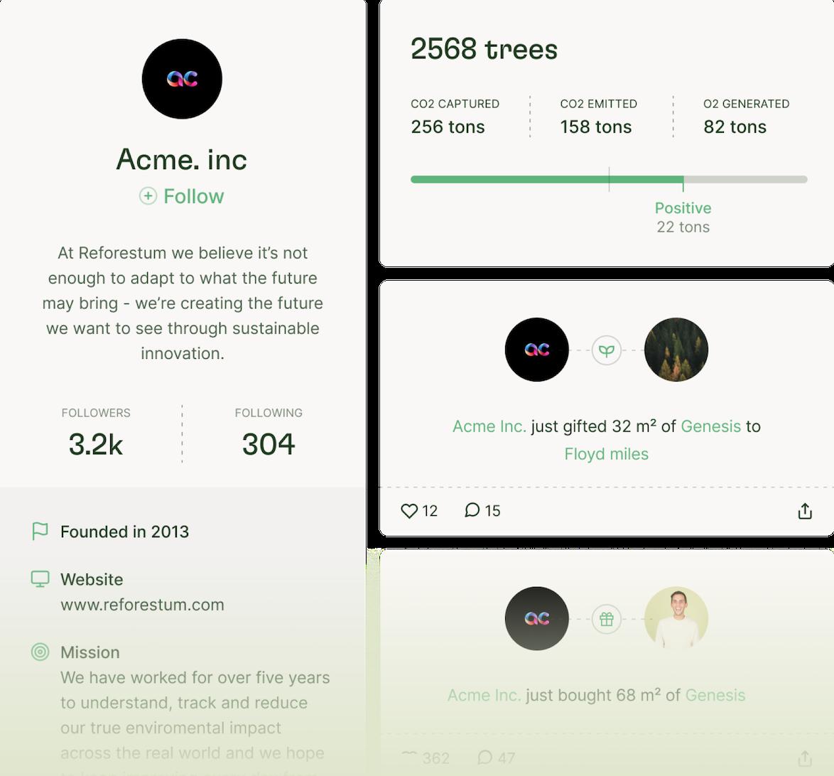 App Corporate profile