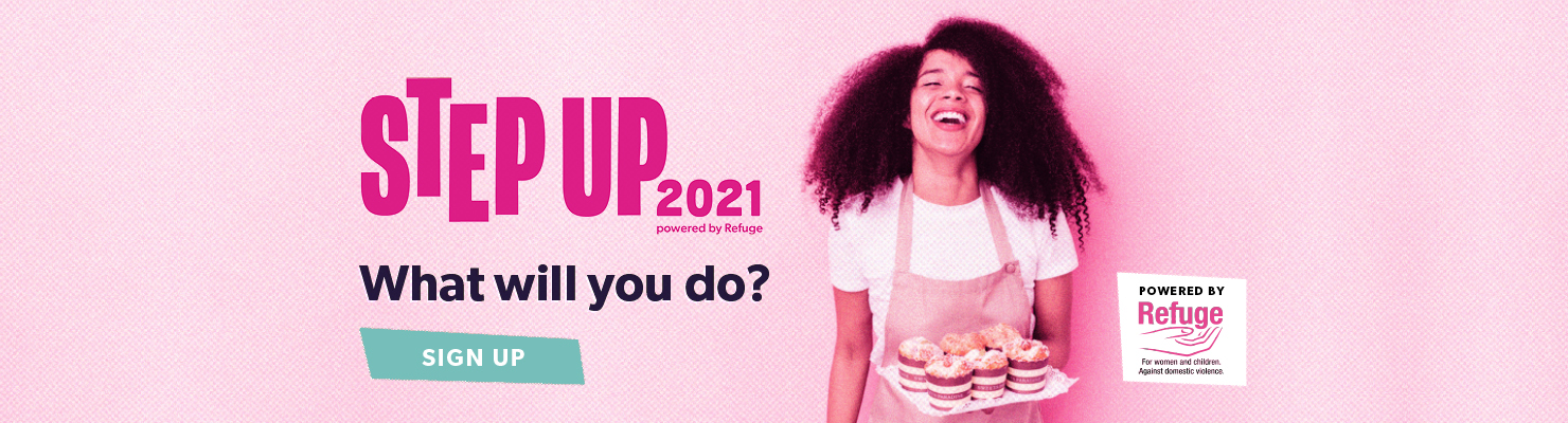 Step Up 2021 banner