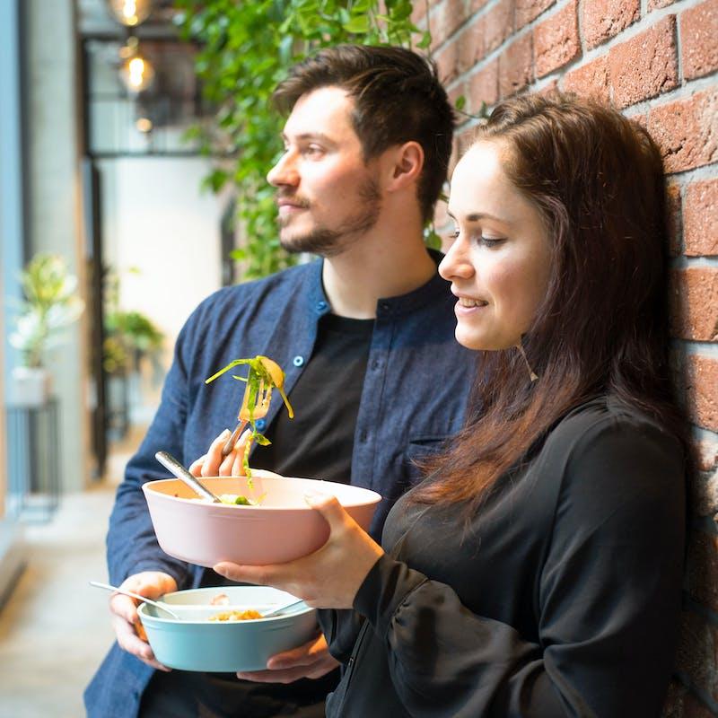 Užij si čerstvé jídlo, přejeme dobrou chuť!