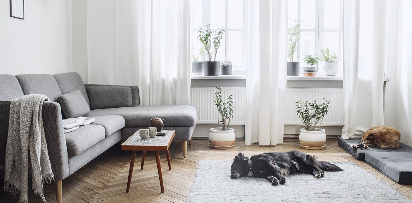 4 WAYS TO MAKE A SMALL SPACE FEEL BIGGER